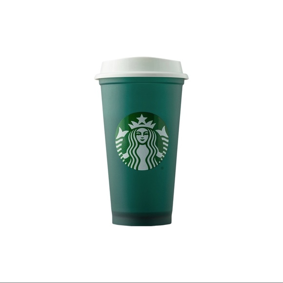 starbucks • color changing reusable hot cup